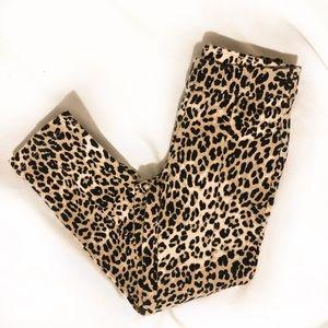 ➕FREE Add-On Item➕5T Leopard Print Leggings
